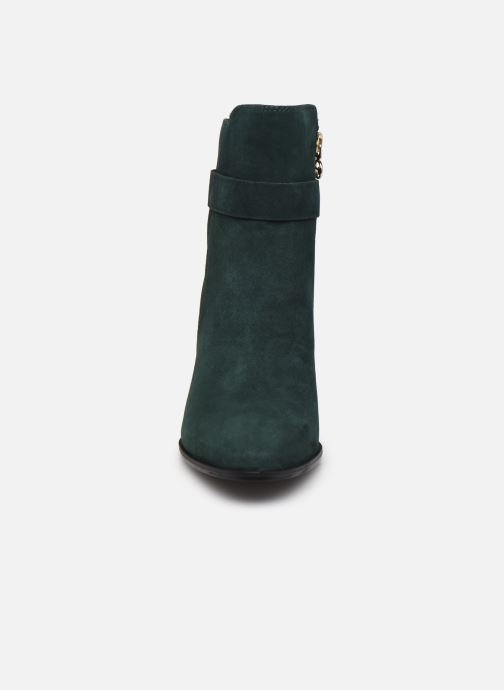 Bottines et boots Tamaris Miraz Vert vue portées chaussures