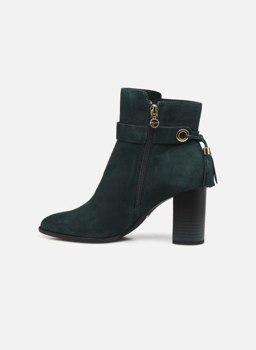 Bottines et boots Tamaris Miraz Vert vue face