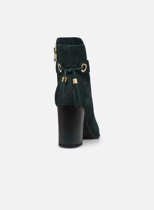Bottines et boots Tamaris Miraz Vert vue droite