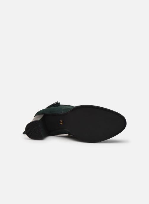 Bottines et boots Tamaris Miraz Vert vue haut