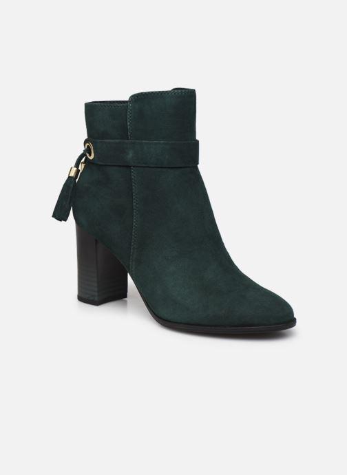 Bottines et boots Tamaris Miraz Vert vue détail/paire