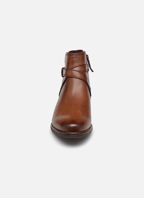 Bottines et boots Tamaris Maureen Marron vue portées chaussures
