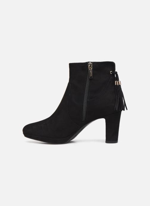 Stiefeletten & Boots Tamaris Elife schwarz ansicht von vorne