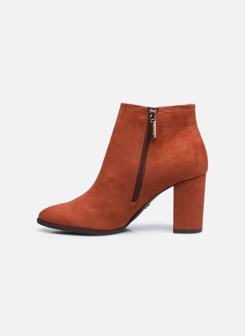 Bottines et boots Tamaris Mindy Rouge vue face
