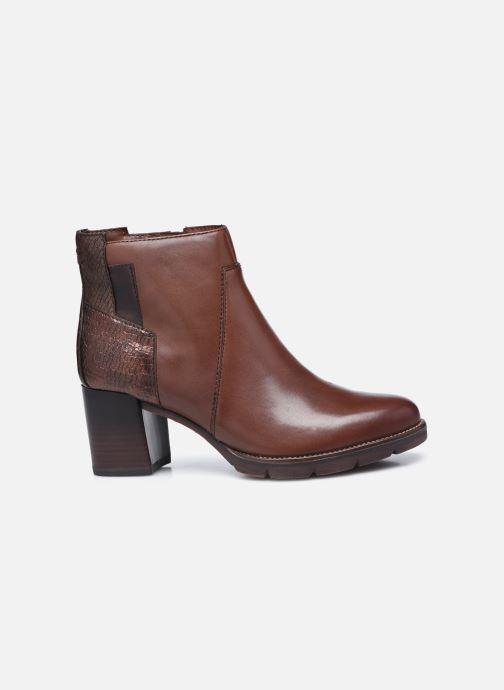 Bottines et boots Tamaris Gisele Marron vue derrière