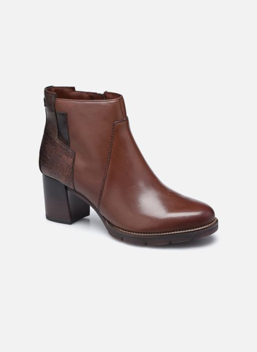 Bottines et boots Tamaris Gisele Marron vue détail/paire