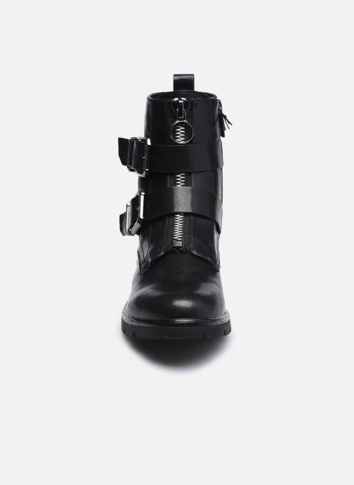Bottines et boots Tamaris Zuzana Noir vue portées chaussures