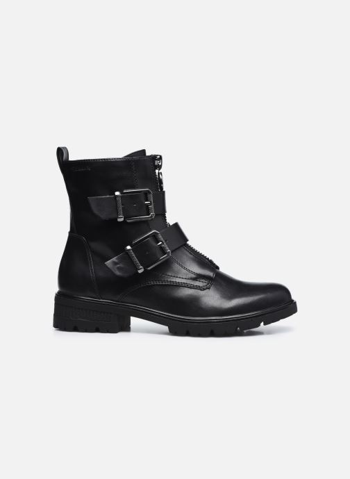 Bottines et boots Tamaris Zuzana Noir vue derrière