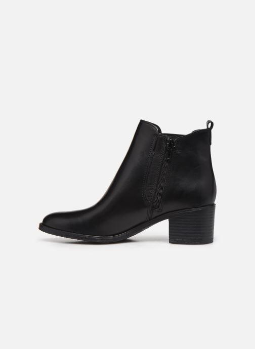 Boots en enkellaarsjes Tamaris Senuita Zwart voorkant