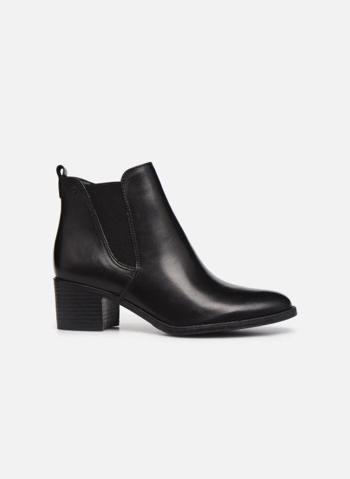 Boots en enkellaarsjes Tamaris Senuita Zwart achterkant