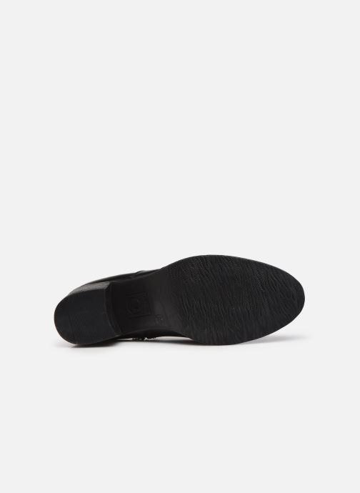 Bottines et boots Tamaris Senuita Noir vue haut