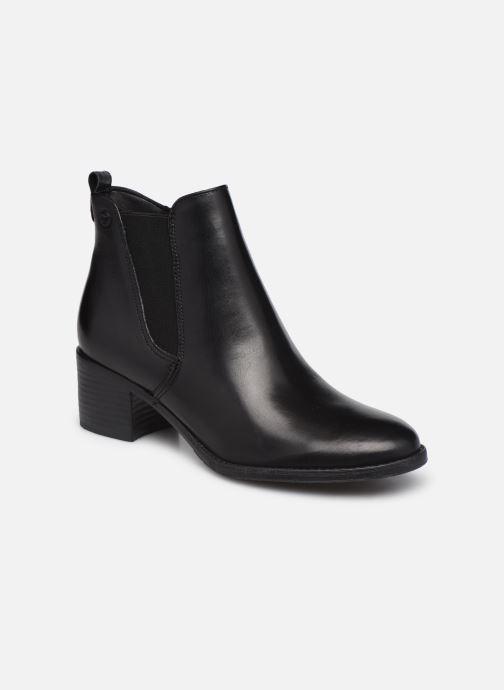 Boots en enkellaarsjes Tamaris Senuita Zwart detail