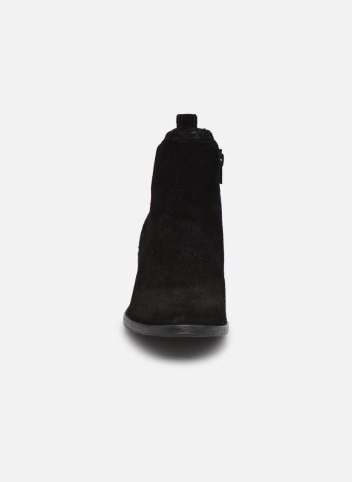 Bottines et boots Tamaris Senuita Noir vue portées chaussures