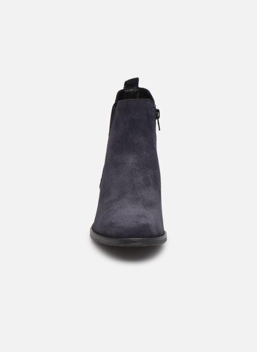 Bottines et boots Tamaris Senuita Bleu vue portées chaussures