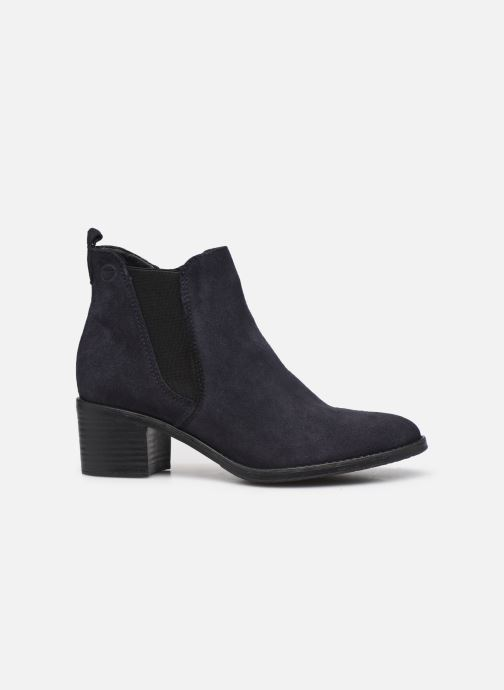 Stiefeletten & Boots Tamaris Senuita blau ansicht von hinten