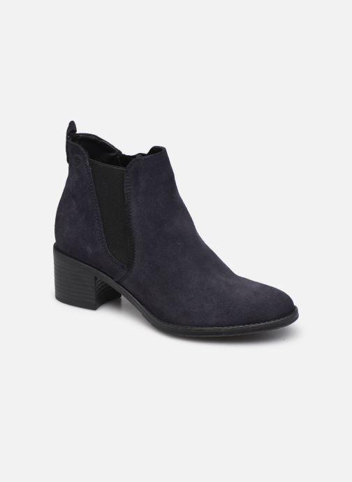 Bottines et boots Tamaris Senuita Bleu vue détail/paire