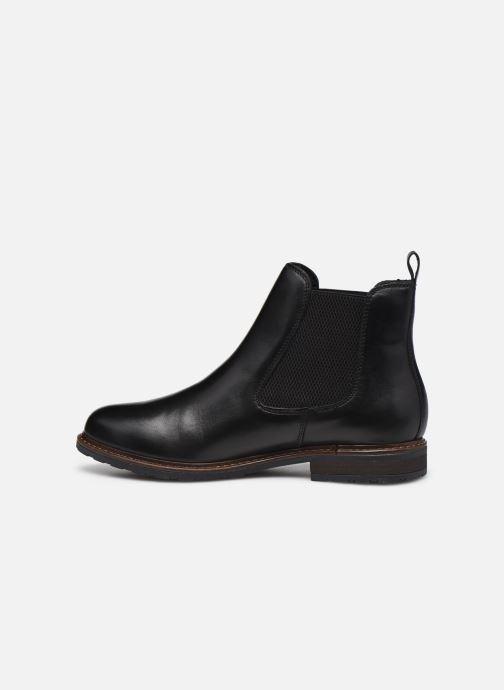 Bottines et boots Tamaris Cosima Noir vue face