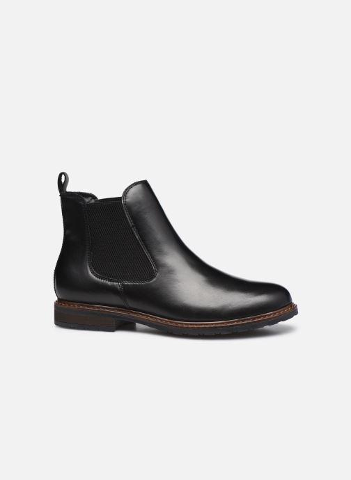 Bottines et boots Tamaris Cosima Noir vue derrière