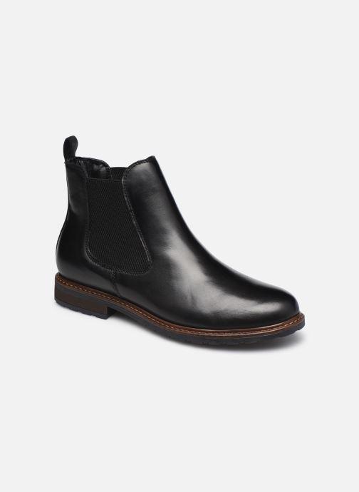 Bottines et boots Tamaris Cosima Noir vue détail/paire