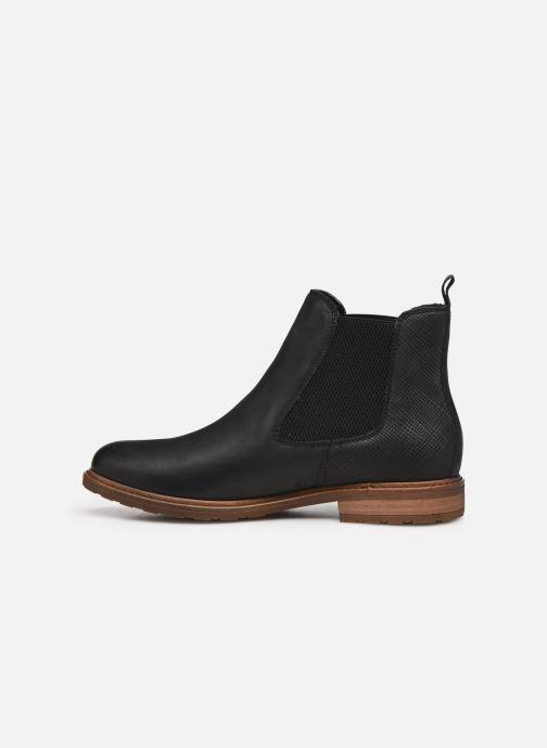 Stiefeletten & Boots Tamaris Cosima schwarz ansicht von vorne