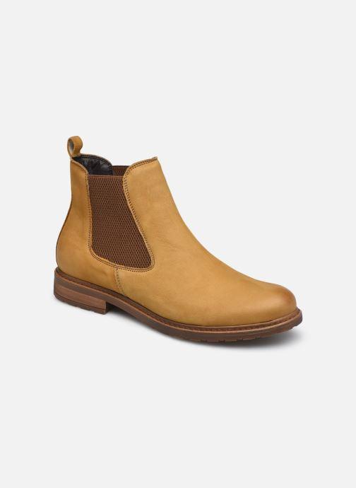 Bottines et boots Tamaris Cosima Jaune vue détail/paire