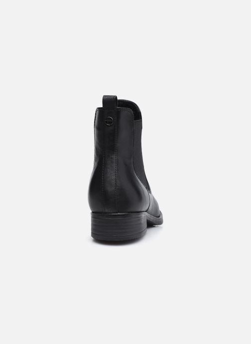 Stiefeletten & Boots Tamaris Dalla schwarz ansicht von rechts