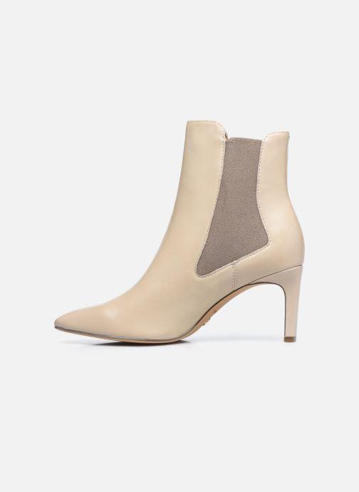 Bottines et boots Tamaris Kaviaa Beige vue face