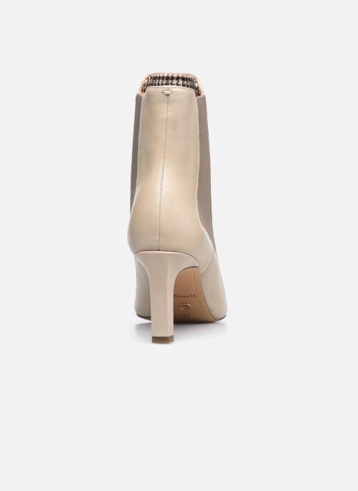 Bottines et boots Tamaris Kaviaa Beige vue droite