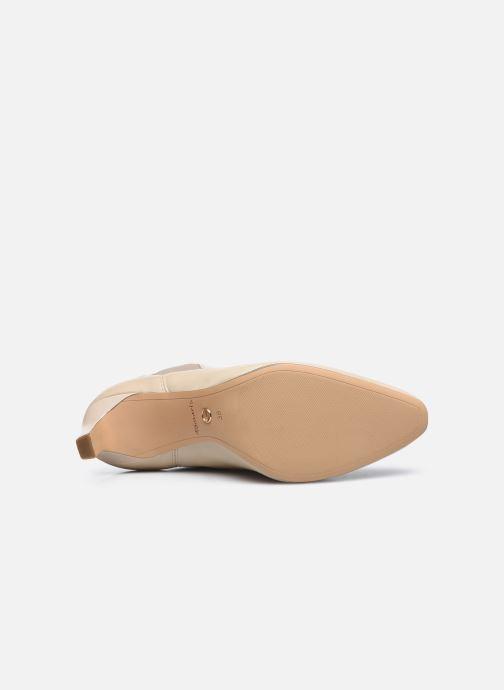Bottines et boots Tamaris Kaviaa Beige vue haut