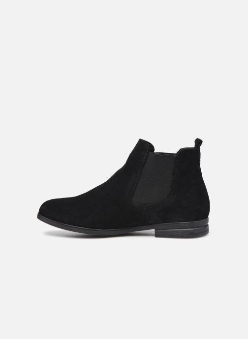 Bottines et boots Tamaris Nuama Noir vue face