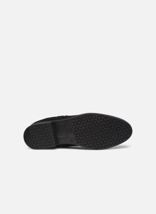 Bottines et boots Tamaris Nuama Noir vue haut