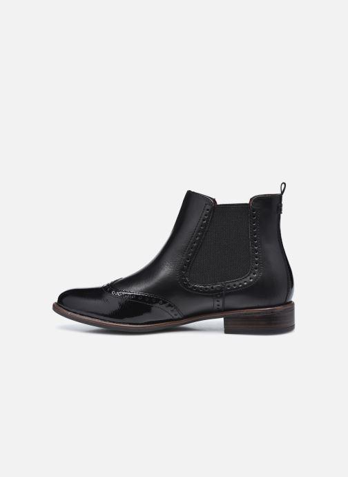Stiefeletten & Boots Tamaris Dorice schwarz ansicht von vorne