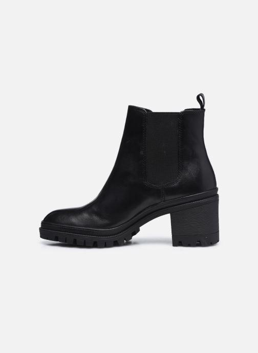 Stiefeletten & Boots Tamaris Savanah schwarz ansicht von vorne
