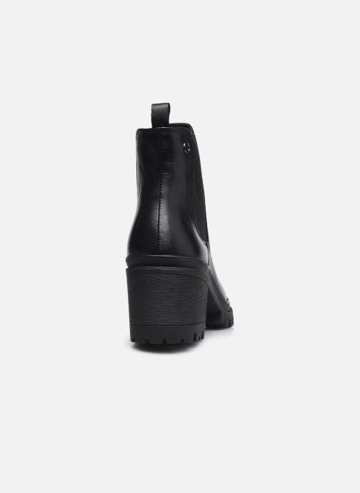 Stiefeletten & Boots Tamaris Savanah schwarz ansicht von rechts