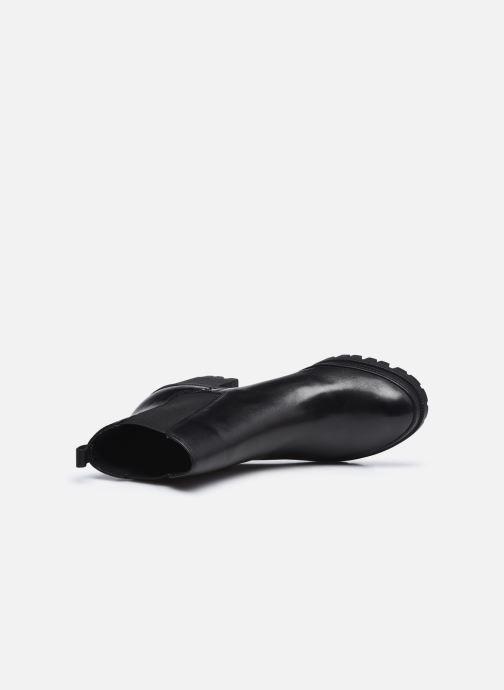 Stiefeletten & Boots Tamaris Savanah schwarz ansicht von links