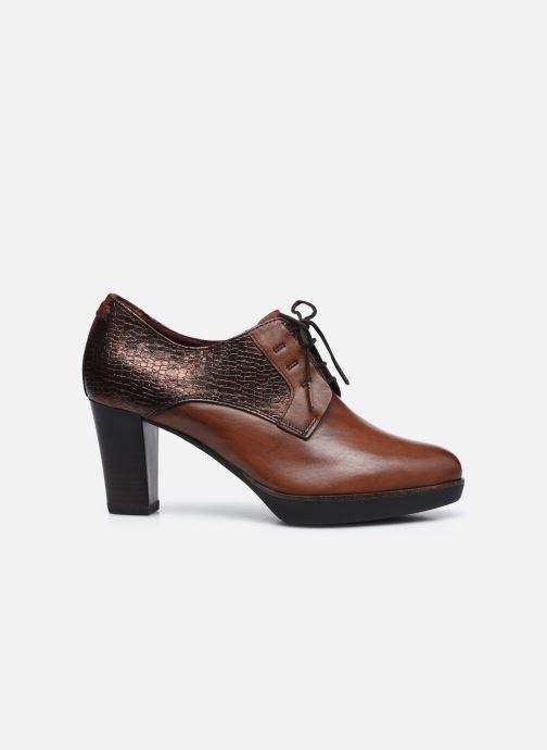 Chaussures à lacets Tamaris Kuba Marron vue derrière