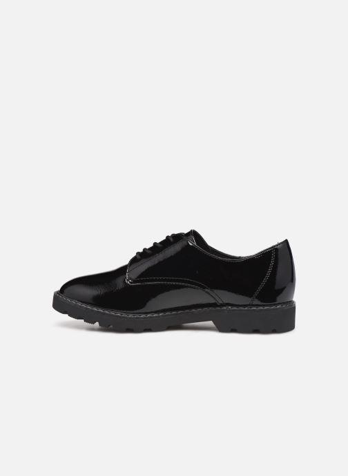 Chaussures à lacets Tamaris Janell Noir vue face