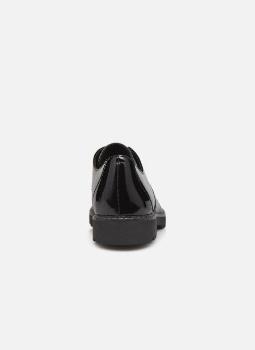 Chaussures à lacets Tamaris Janell Noir vue droite