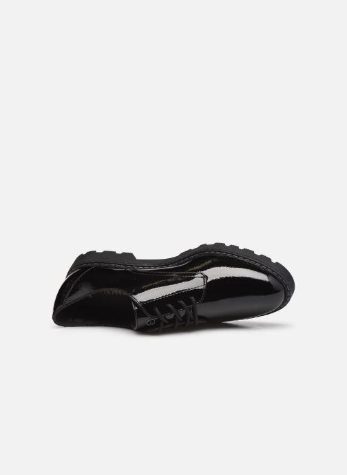 Chaussures à lacets Tamaris Janell Noir vue gauche