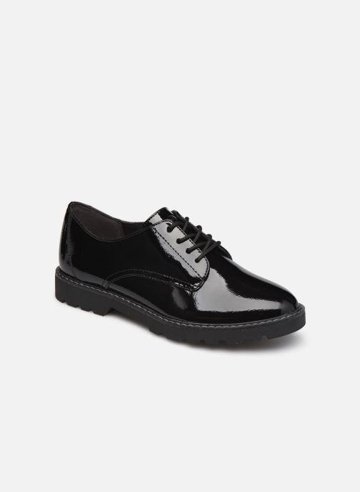 Chaussures à lacets Tamaris Janell Noir vue détail/paire