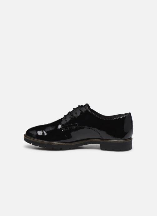 Chaussures à lacets Tamaris Calista Noir vue face