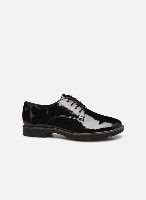 Chaussures à lacets Tamaris Calista Noir vue derrière