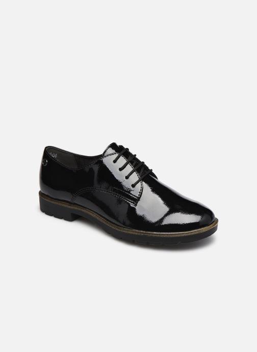 Chaussures à lacets Tamaris Calista Noir vue détail/paire