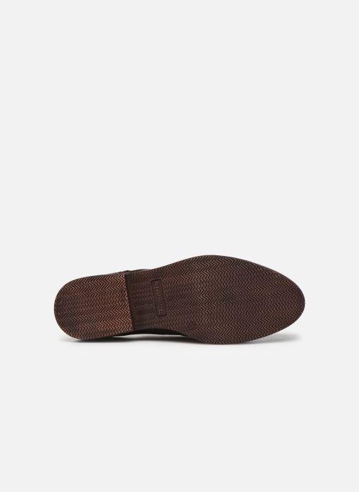 Chaussures à lacets Tamaris Yumi Marron vue haut