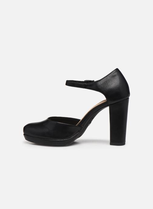 Zapatos de tacón Tamaris Tsipa Negro vista de frente