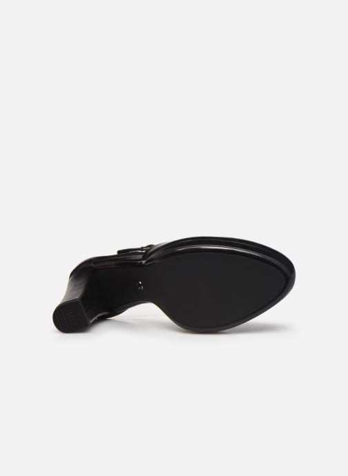 Zapatos de tacón Tamaris Tsipa Negro vista de arriba