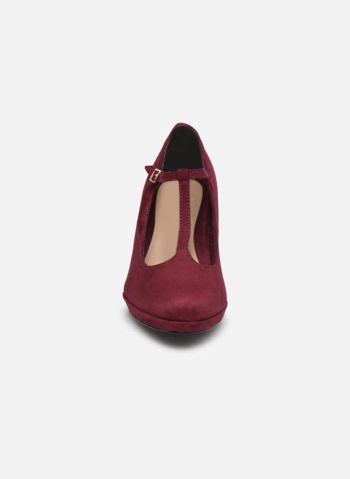 Zapatos de tacón Tamaris Anabella Vino vista del modelo