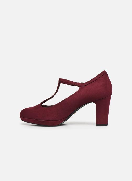 Zapatos de tacón Tamaris Anabella Vino vista de frente