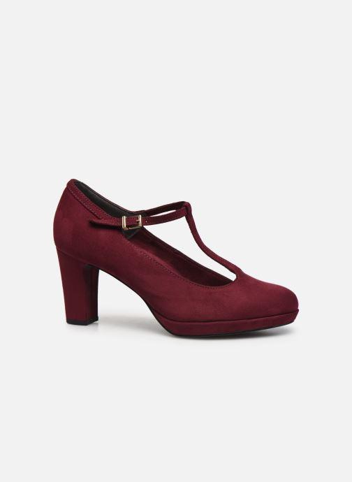 Zapatos de tacón Tamaris Anabella Vino vistra trasera