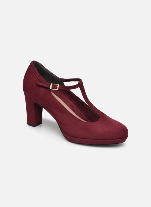 Zapatos de tacón Tamaris Anabella Vino vista de detalle / par